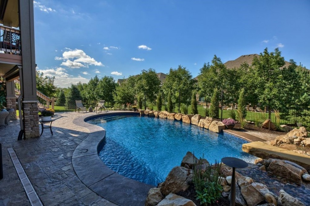 Omaha Pool Design Renovations Builder Artisan Pools