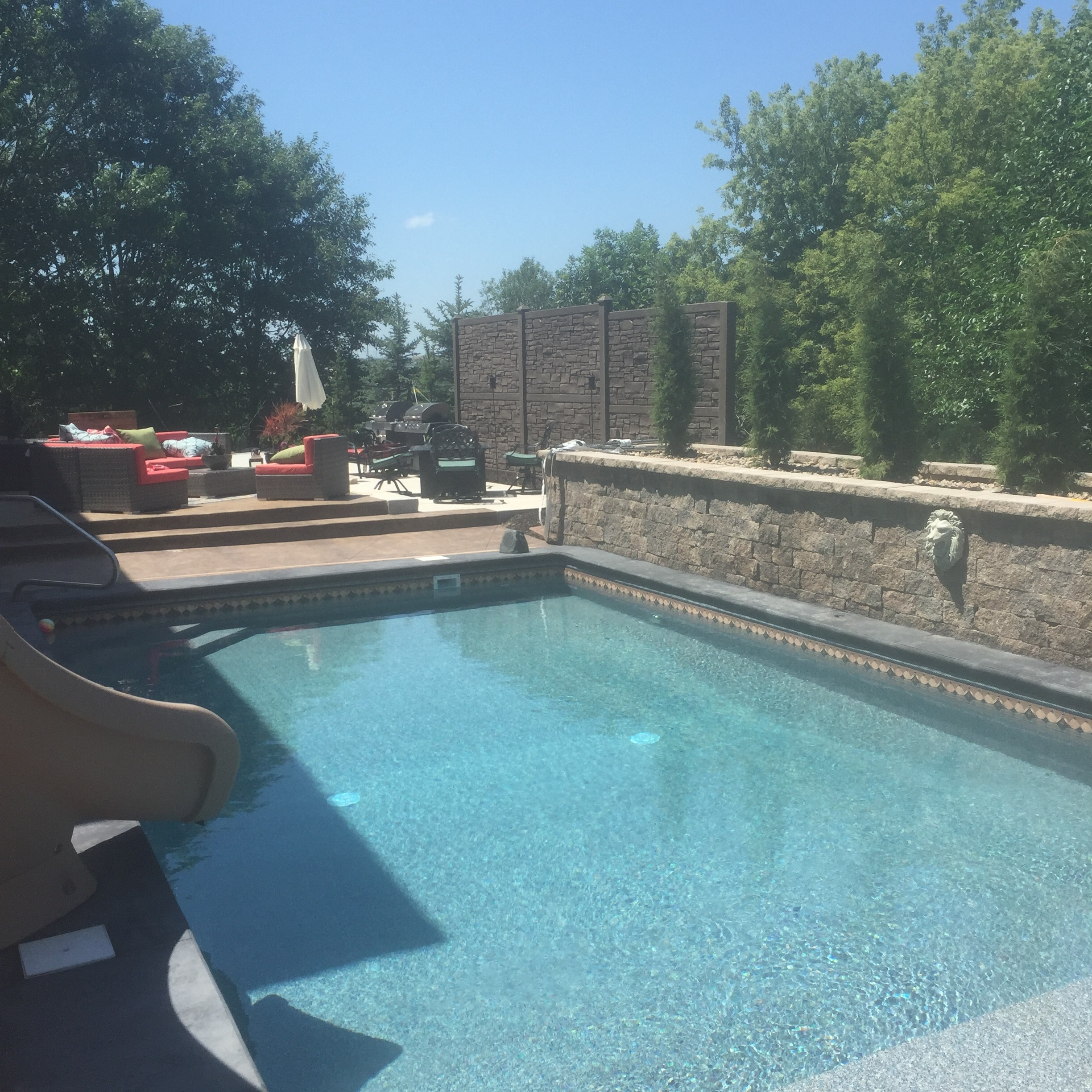 Omaha pool design renovations builder artisan pools for Pool design omaha